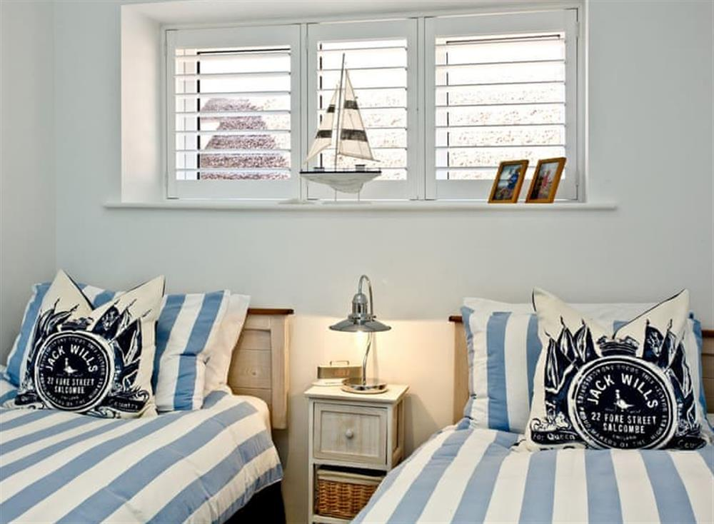 Twin bedroom at The Cove,