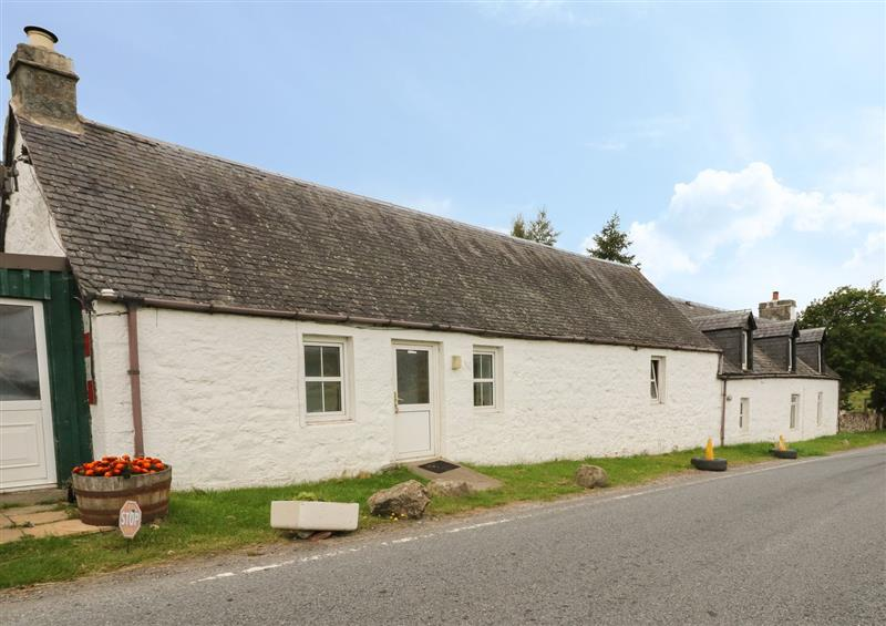 This is Osprey Cottage