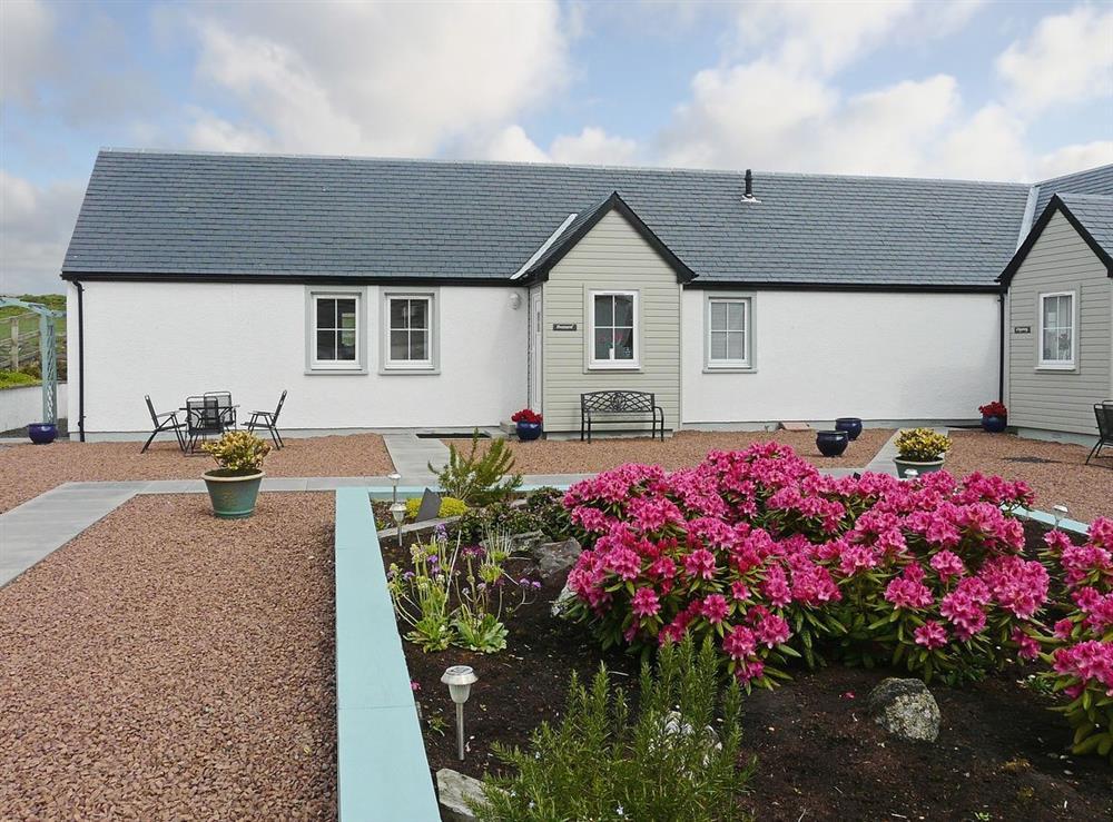 Exterior at Buzzard Cottage,
