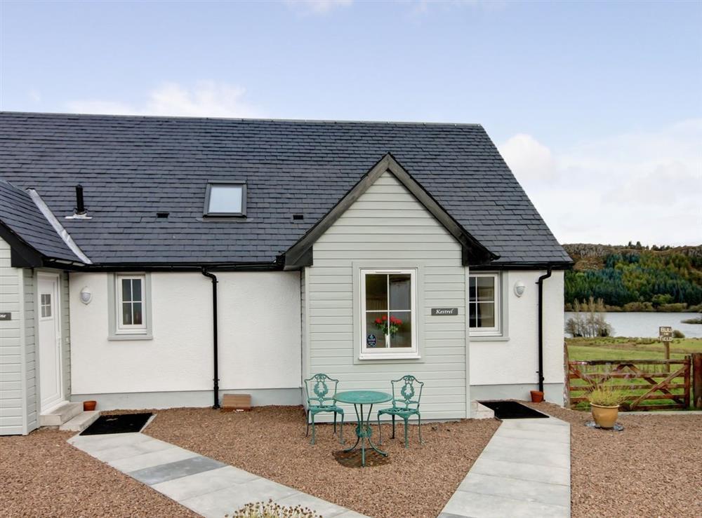 Exterior at Kestrel Cottage,