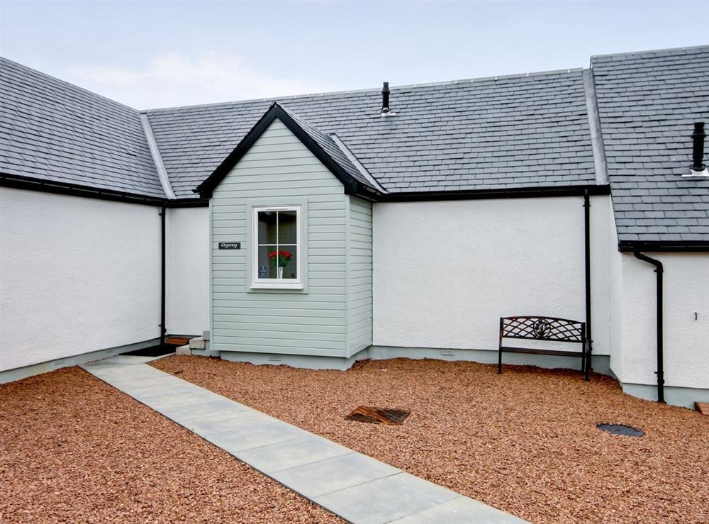 Exterior at Osprey Cottage,