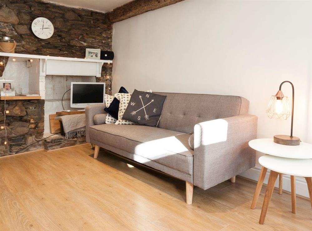 Cosy living area (photo 2) at Otter Cottage in Dartmouth, Devon