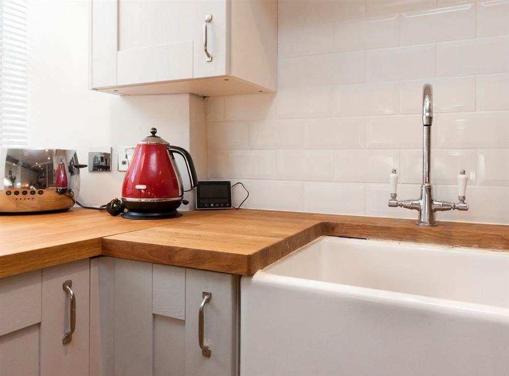 Cosy living area (photo 3) at Otter Cottage in Dartmouth, Devon