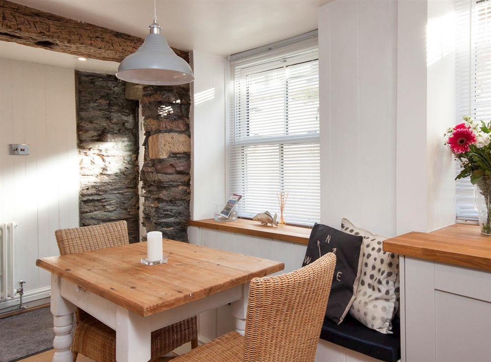 Cosy living area (photo 5) at Otter Cottage in Dartmouth, Devon