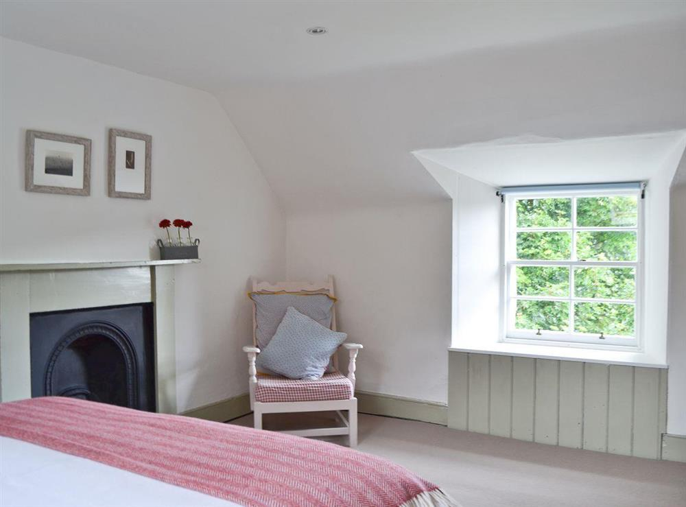 Double bedroom (photo 2) at Over Blairish Cottage in Keltneyburn, near Aberfeldy, Perthshire