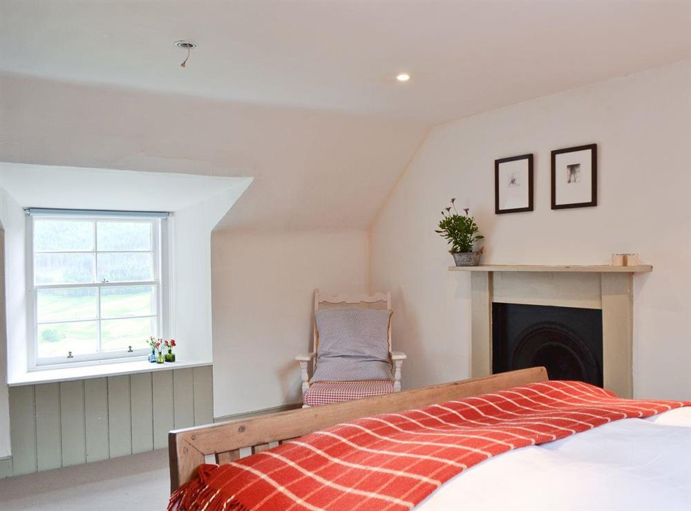 Double bedroom (photo 6) at Over Blairish Cottage in Keltneyburn, near Aberfeldy, Perthshire