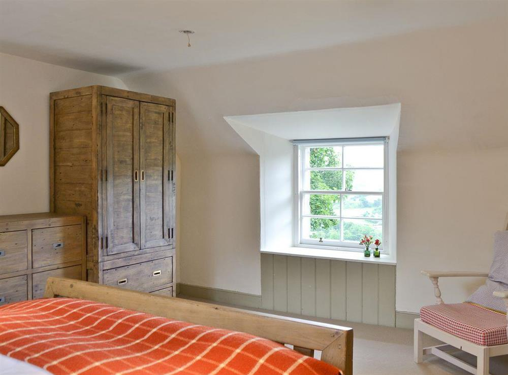 Double bedroom (photo 7) at Over Blairish Cottage in Keltneyburn, near Aberfeldy, Perthshire