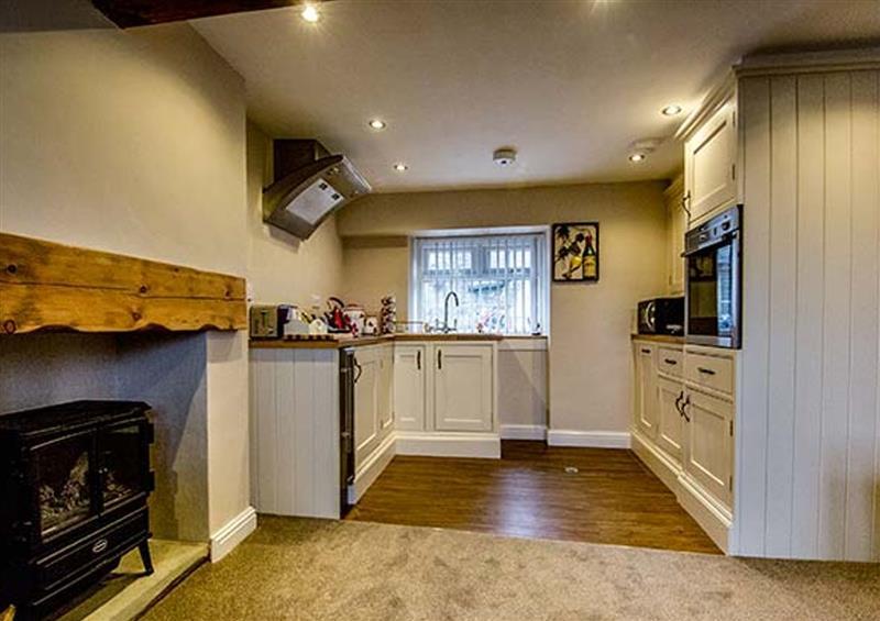 Kitchen at Owl Cottage, Haworth