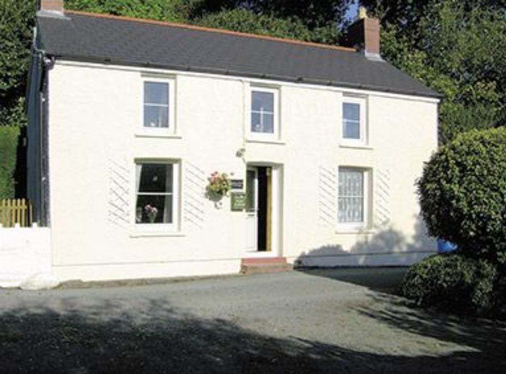 Photo 1 at Parcllwyd Cottage in Cilgerran, near Cardigan, Dyfed