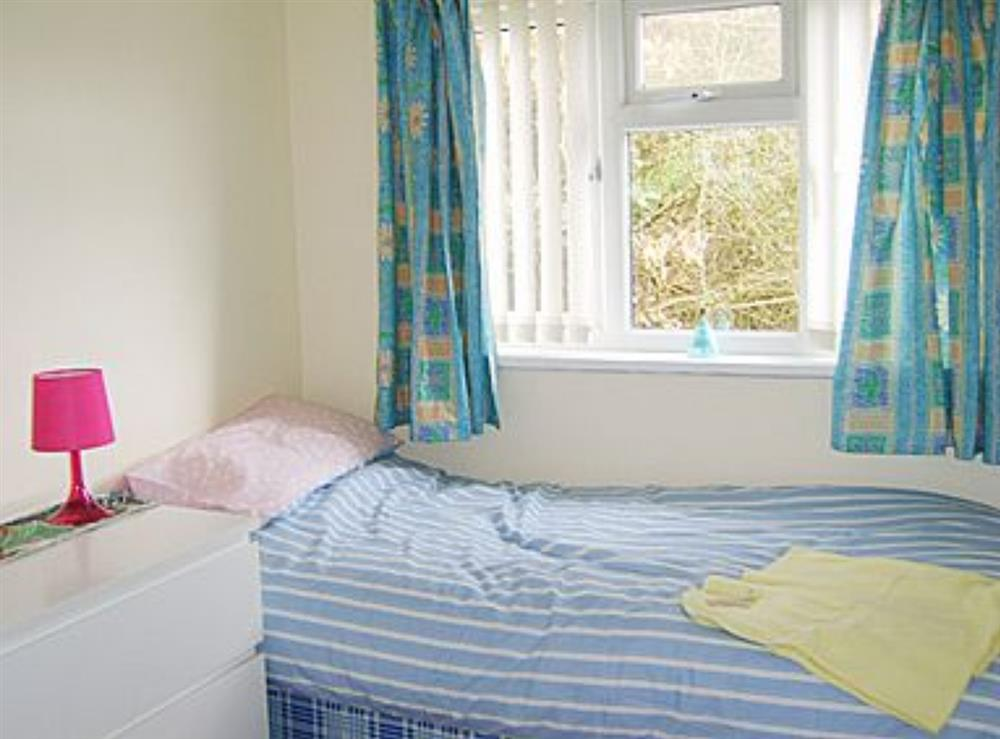 Single bedroom at Parcllwyd Cottage in Cilgerran, near Cardigan, Dyfed