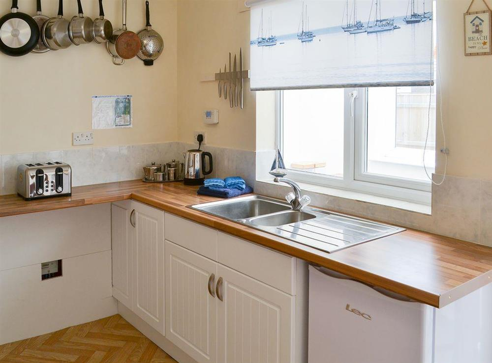 Well equipped kitchen at Park End in Walcott, near Stalham, Norfolk