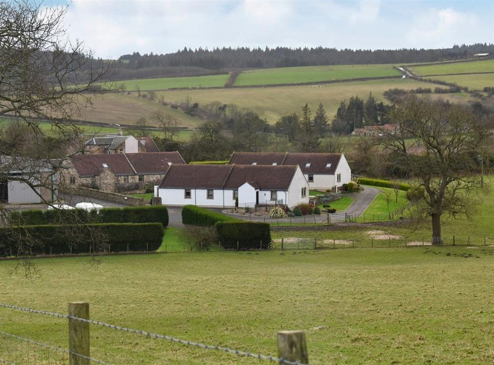 Set in a beautiful rural location at Rowan Tree Cottage,