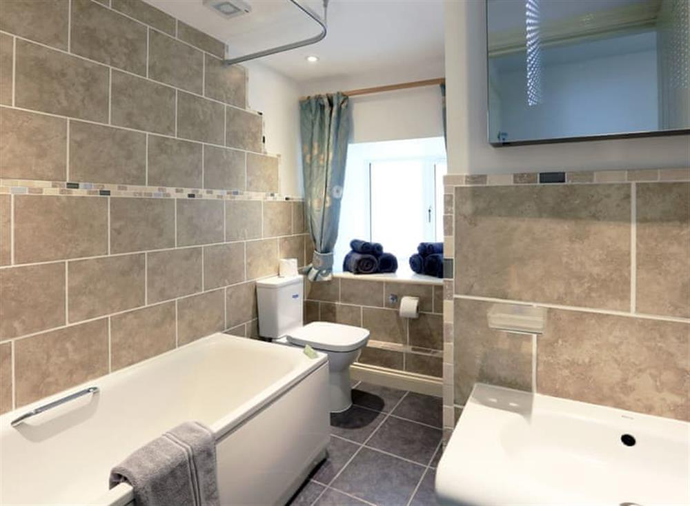Bathroom at Partridge Cottage in , Kingsbridge