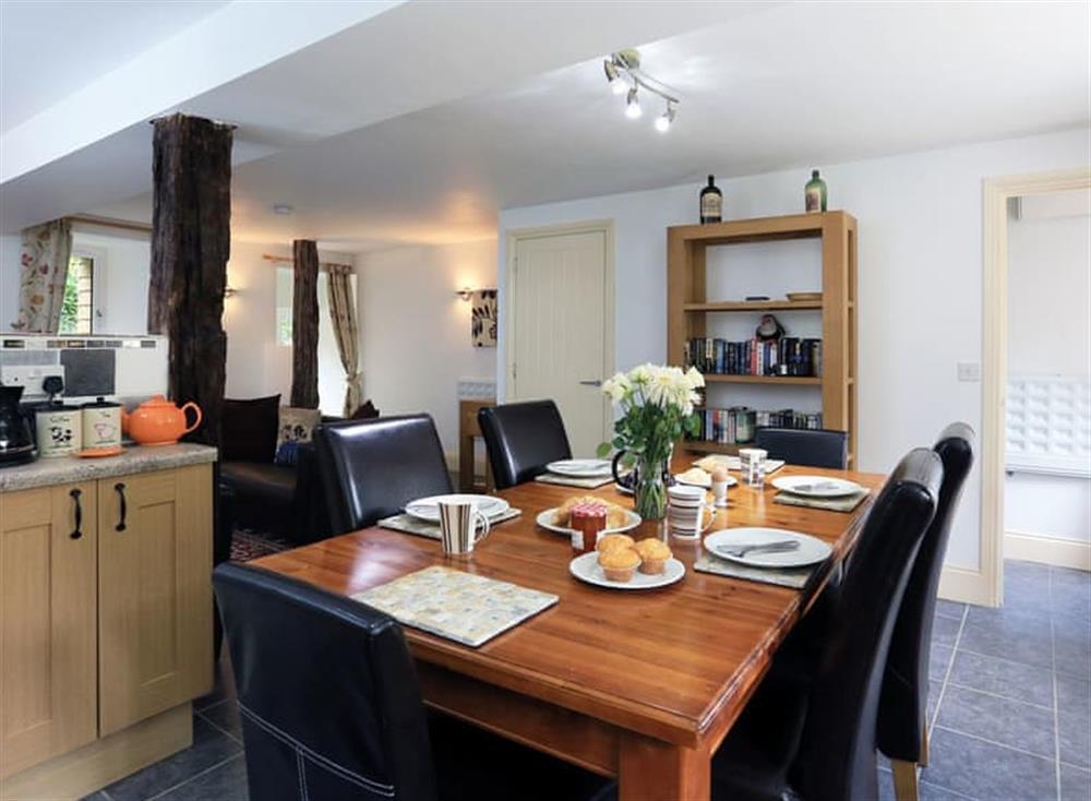 Dining Area at Partridge Cottage in , Kingsbridge