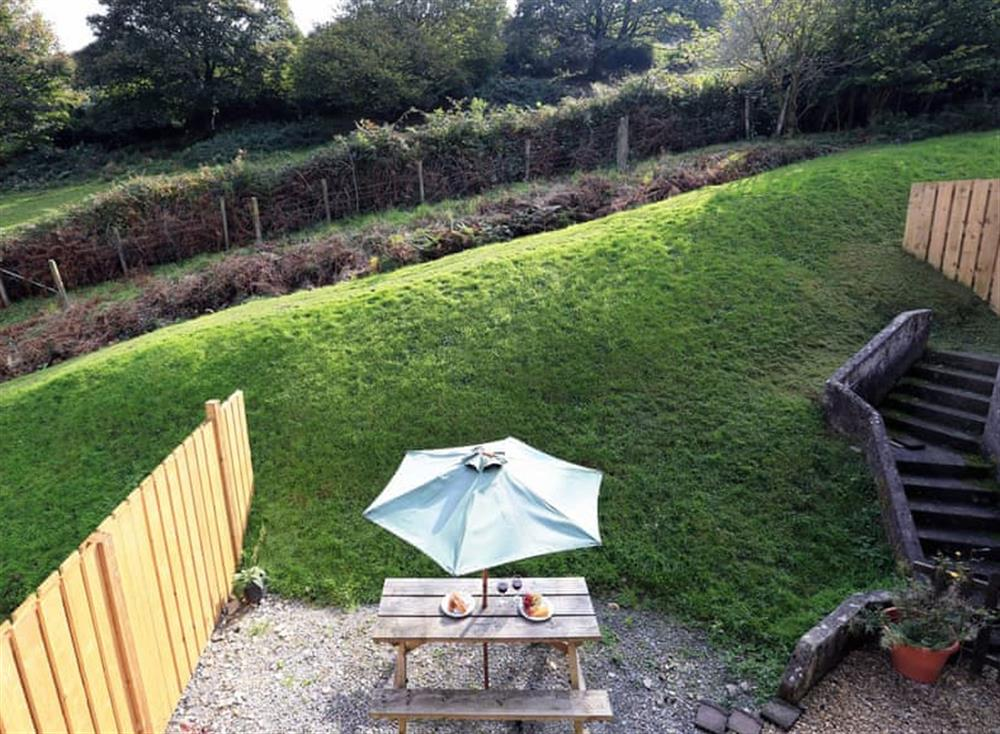 Garden and grounds at Partridge Cottage in , Kingsbridge