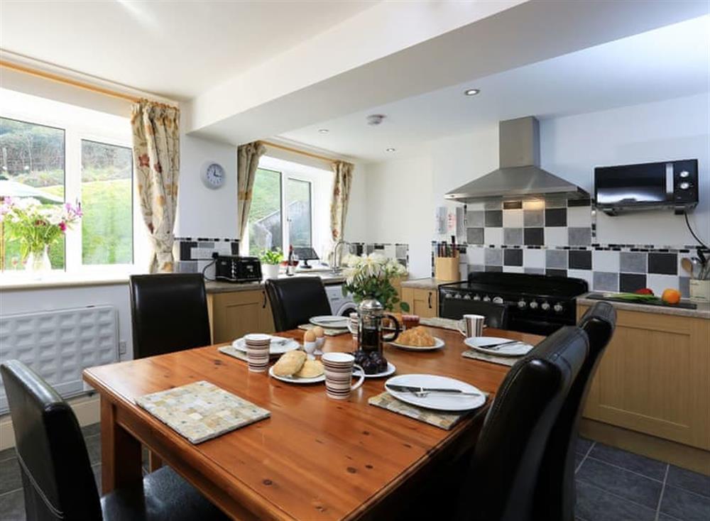 Kitchen/diner at Partridge Cottage in , Kingsbridge
