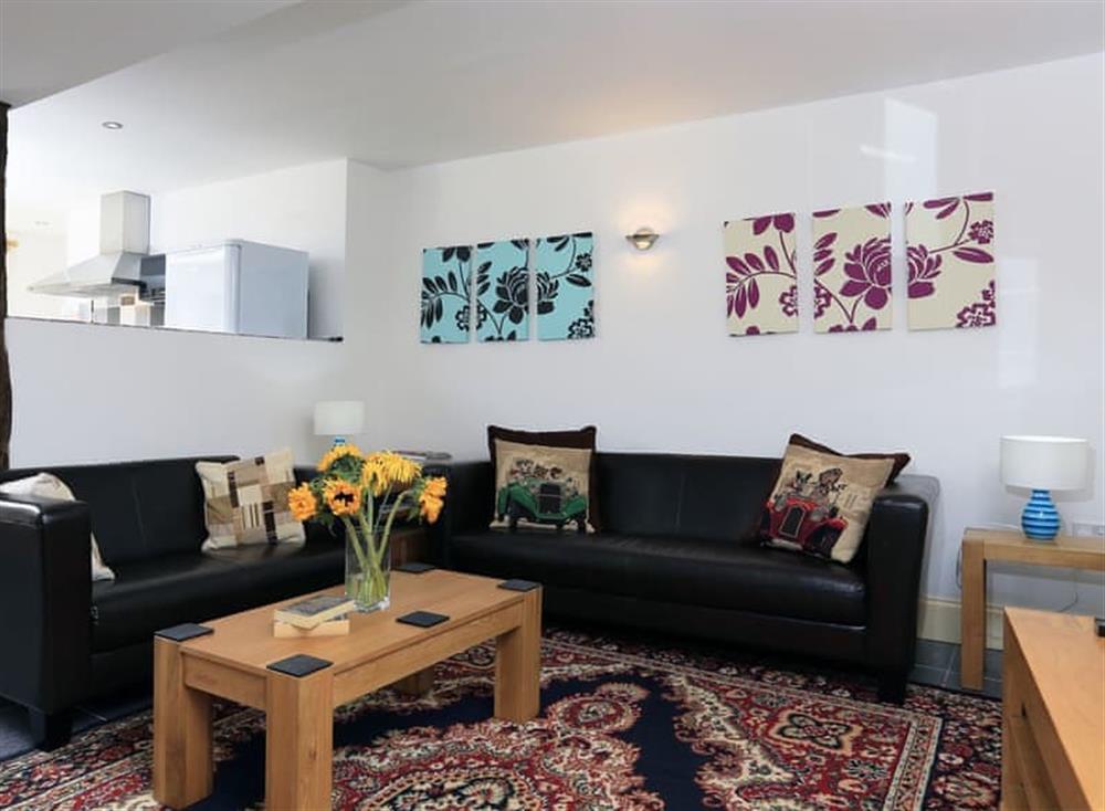 Living area (photo 2) at Partridge Cottage in , Kingsbridge