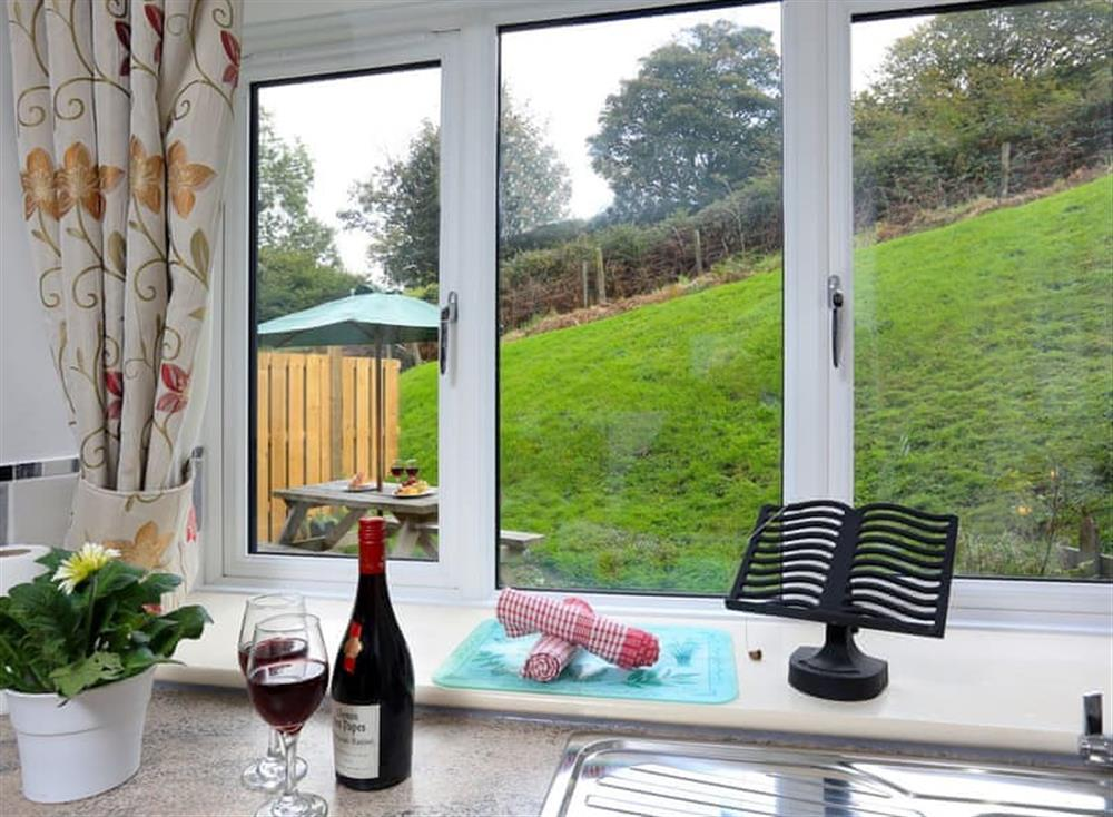 View at Partridge Cottage in , Kingsbridge