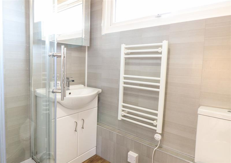 This is the bathroom at Paston Lodge, Bacton