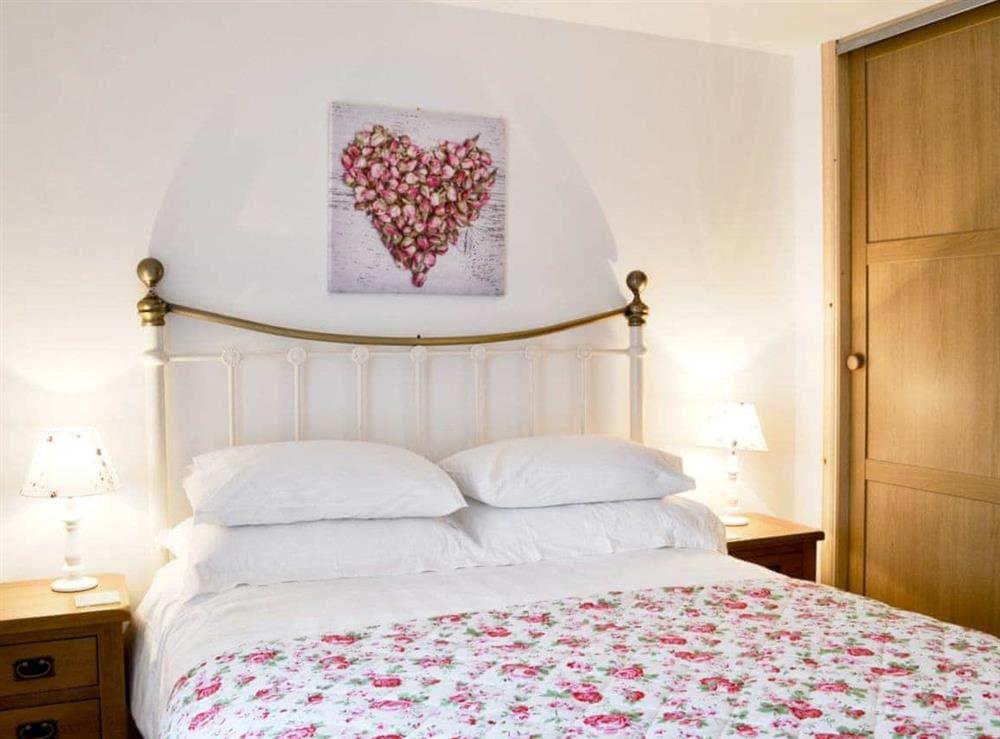 Double bedroom at Paterson Cottage in Muir of Ord, Ross-Shire
