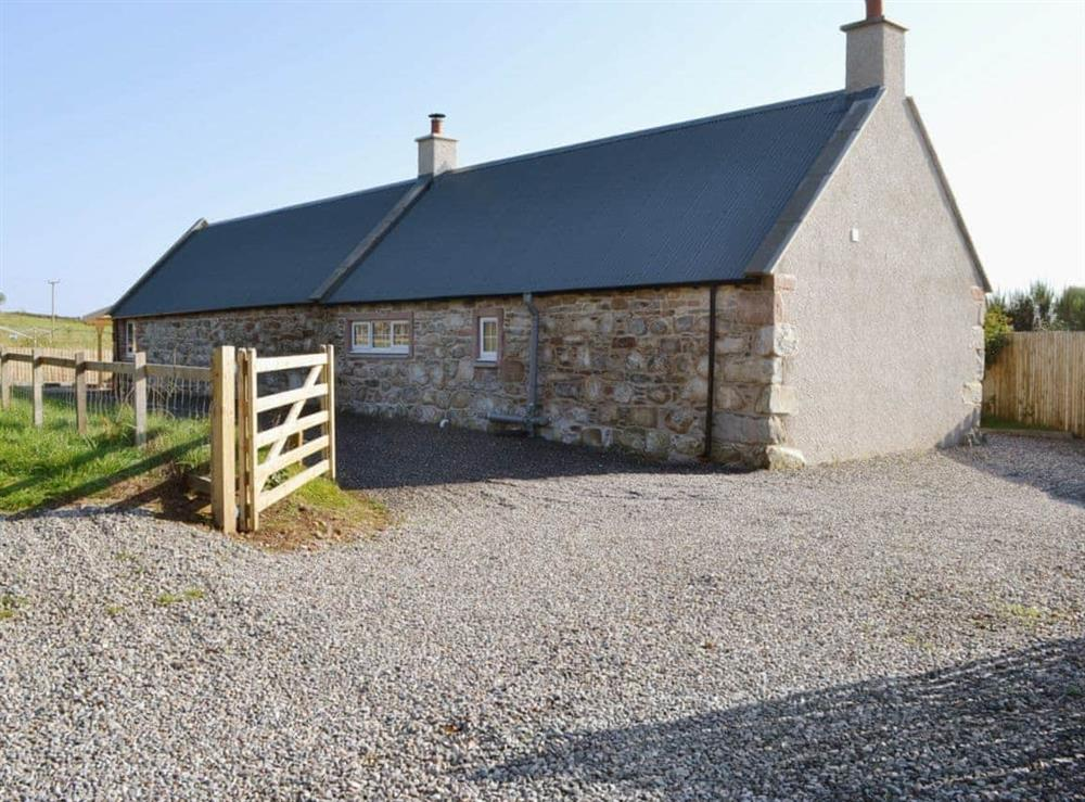 Exterior at Paterson Cottage in Muir of Ord, Ross-Shire