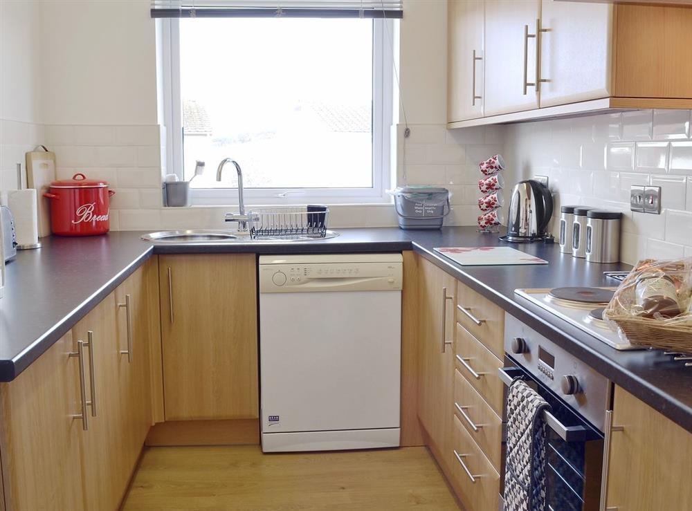 Kitchen at Tawelwch,