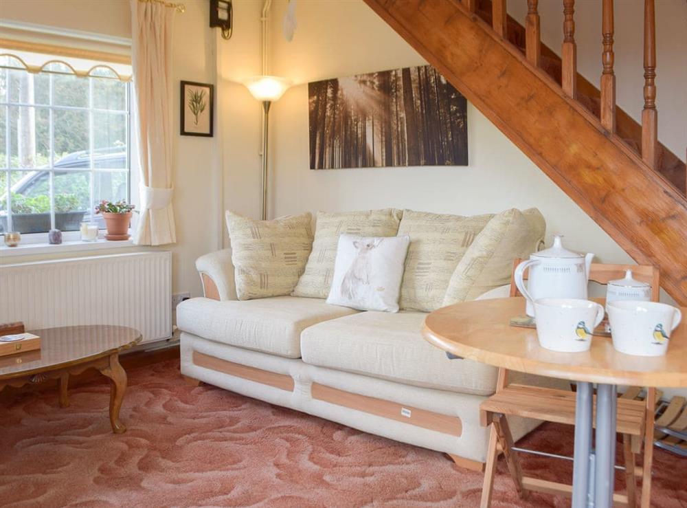 Living area at Pen Y Cae Cottage in Bridgend, Near Swansea, Glamorgan, Mid Glamorgan