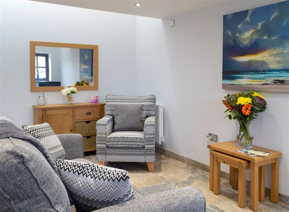 Comfortable living area (photo 2) at Snowdrop Cottage,