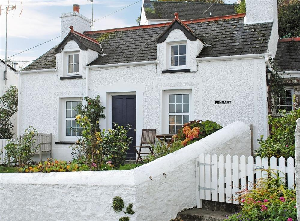 Exterior at Pennant Cottage in St Dogmaels, Dyfed