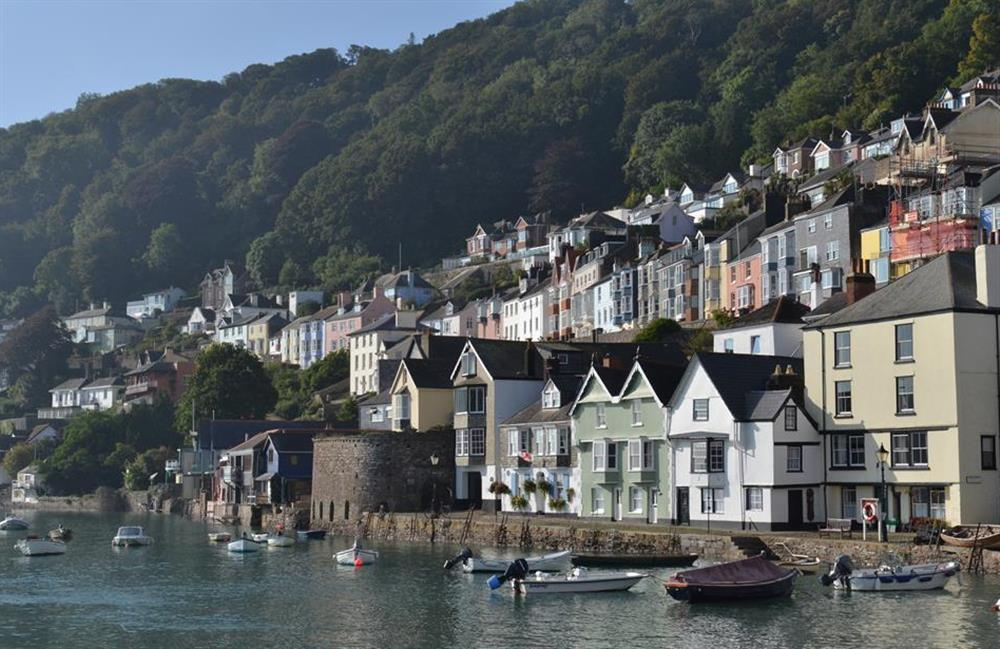 A boat trip from Dittisham down to Dartmouth is a must! at Perchwood Cottage, Tuckenhay