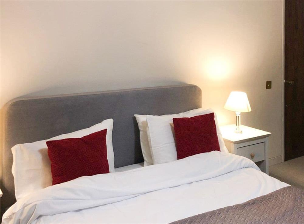 Double bedroom at Piccadilly Mayfair Apartment in London, England