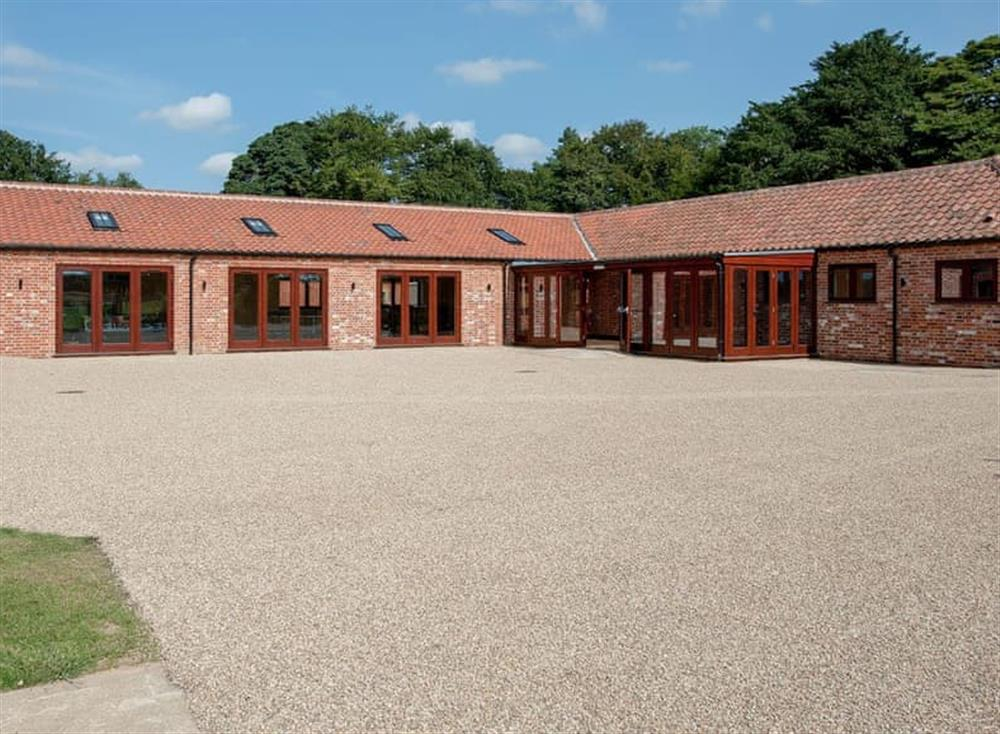 The function Hall available at Piggyback Barns at Moat House,