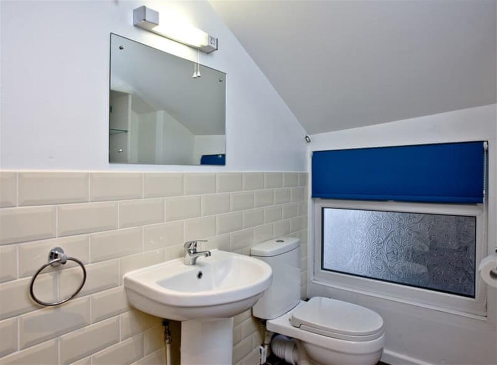 Bathroom (photo 2) at Pilgrims Cottage in Brixham, South Devon