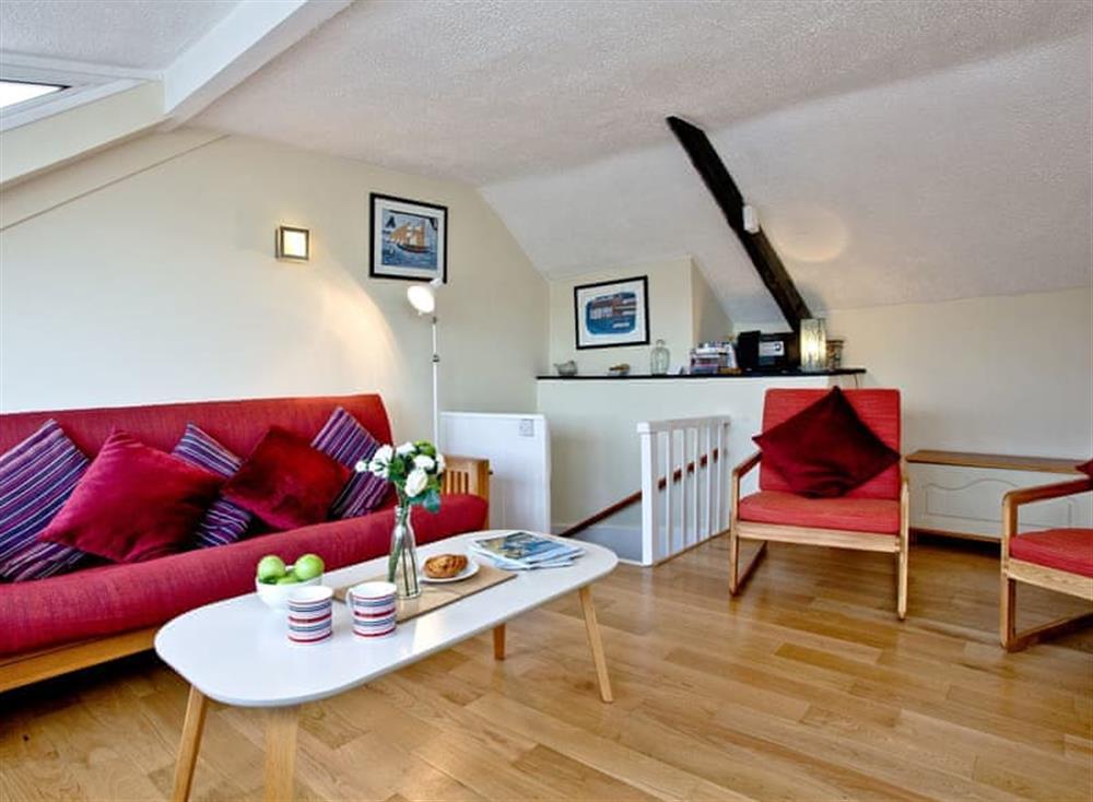 Living room (photo 3) at Pilgrims Cottage in Brixham, South Devon