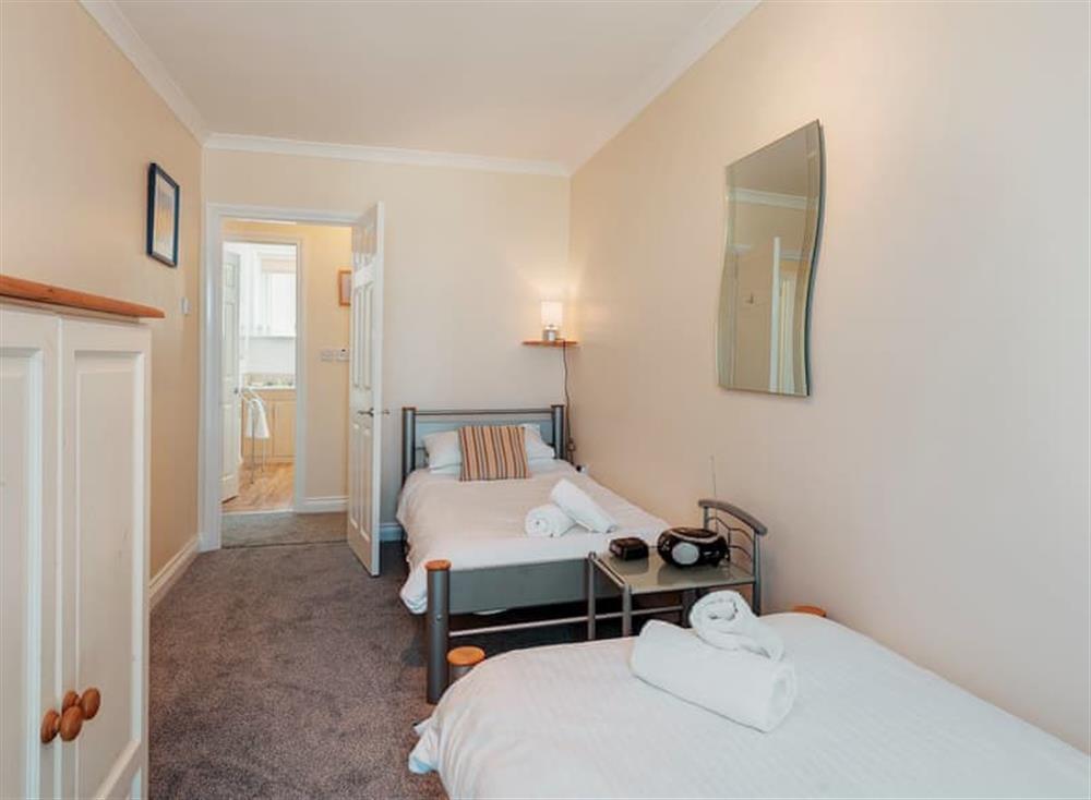 Twin bedroom (photo 2) at Pilots Perch in Brixham, Devon