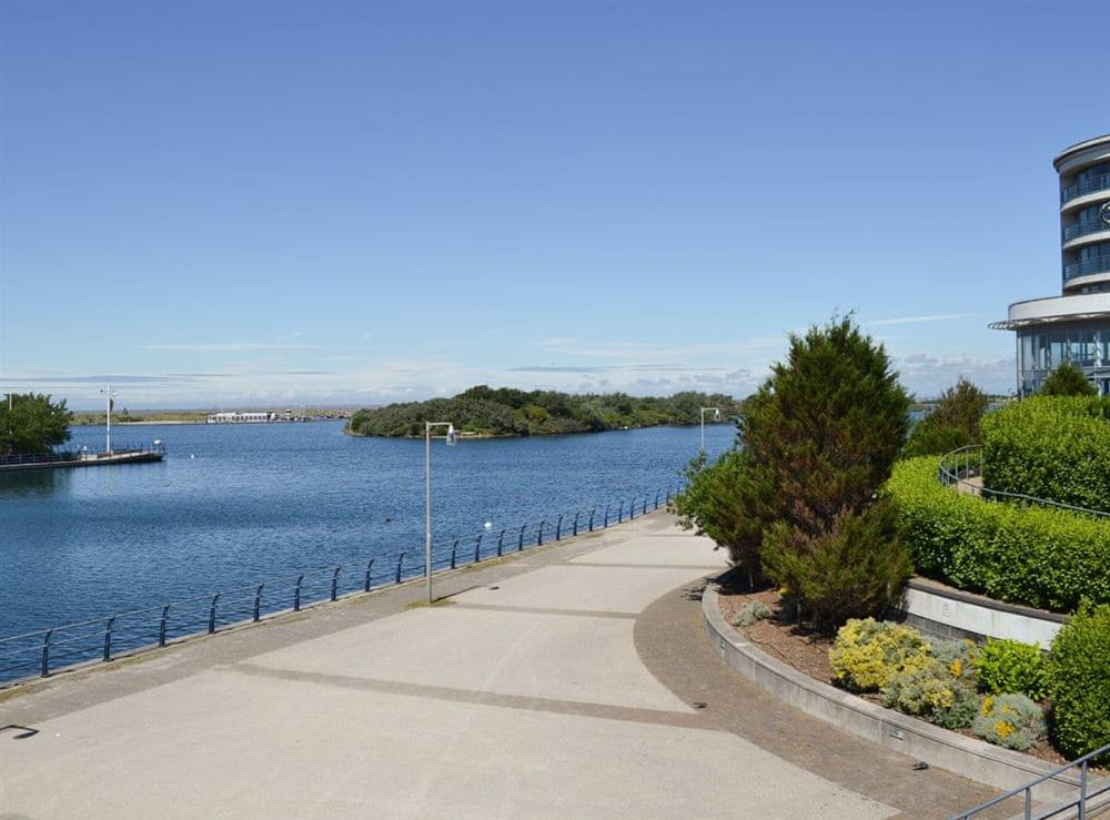 Surrounding area at Pine Cottage in Southport, Merseyside