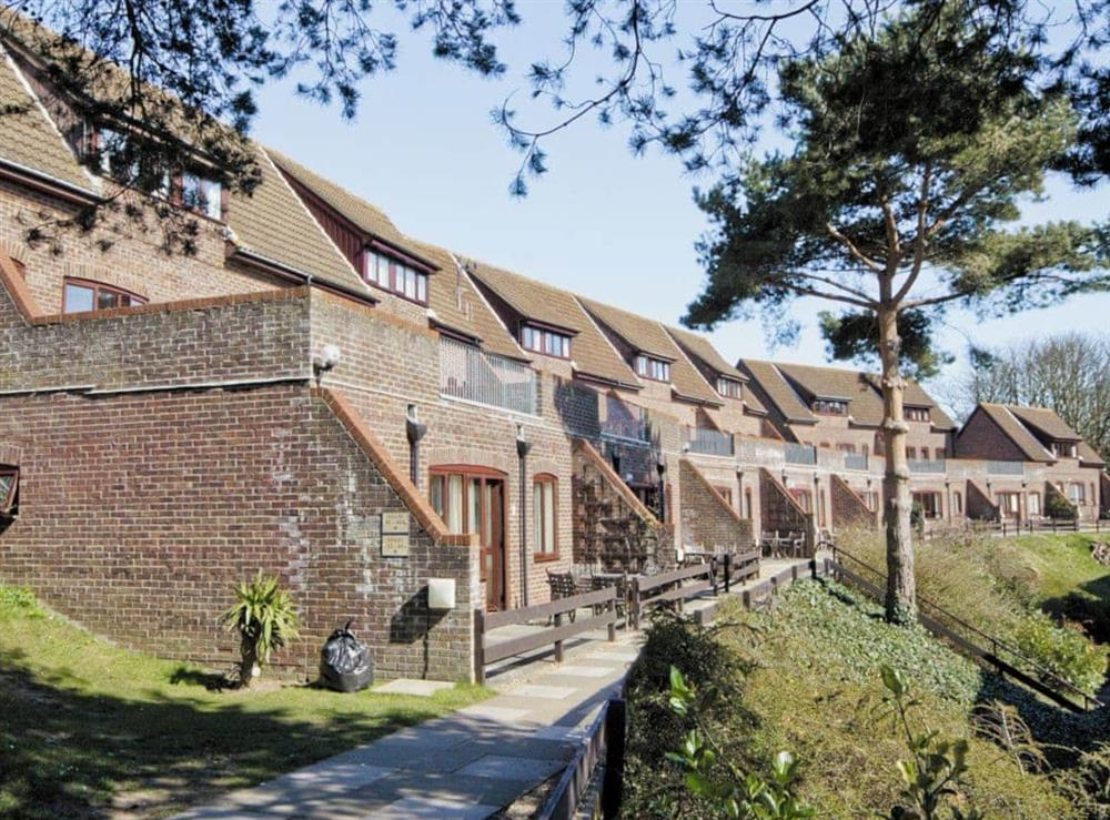 Exterior at Pine View in Cromer, Norfolk