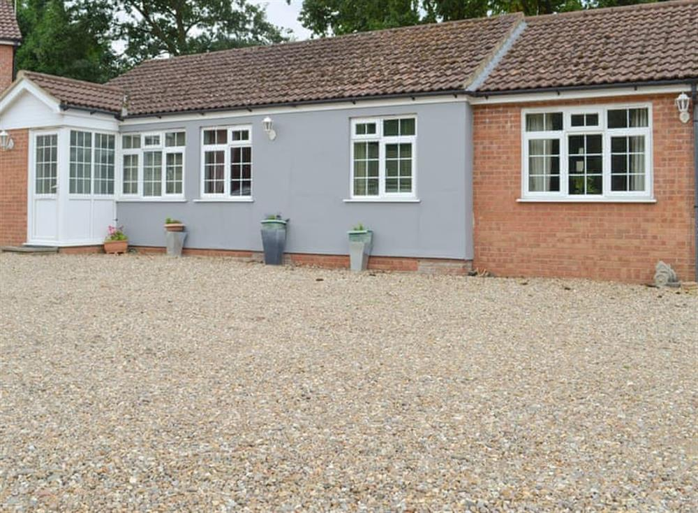 Attractive holiday home at Pinewood Cottage in Hainford, near Norwich, Norfolk