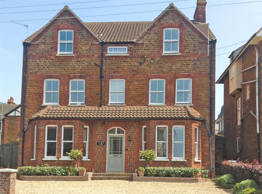Exterior at Pinewood House in Hunstanton, Norfolk., Great Britain