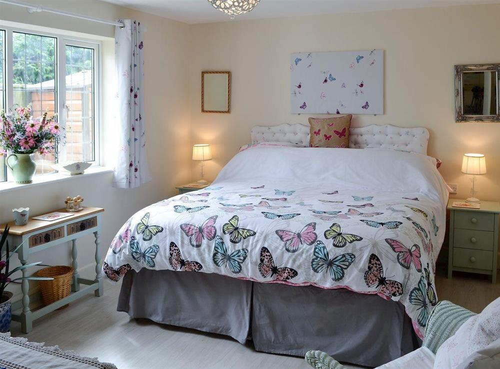 Double bedroom (photo 2) at Pipers Pool in East Stour, near Gillingham, Dorset, England
