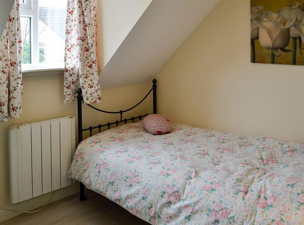 Single bedroom at Pipers Pool in East Stour, near Gillingham, Dorset, England