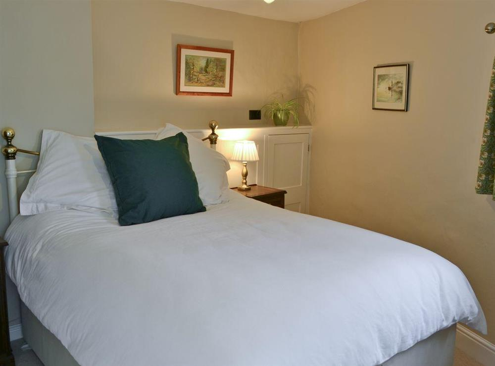Cosy double bedroom at Pippin Cottage in Holt, Norfolk