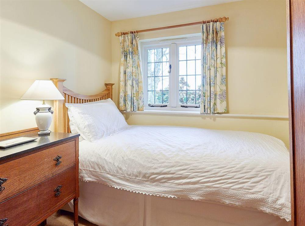 Single bedroom at Pippins in Great Hautbois, near Coltishall, Norfolk