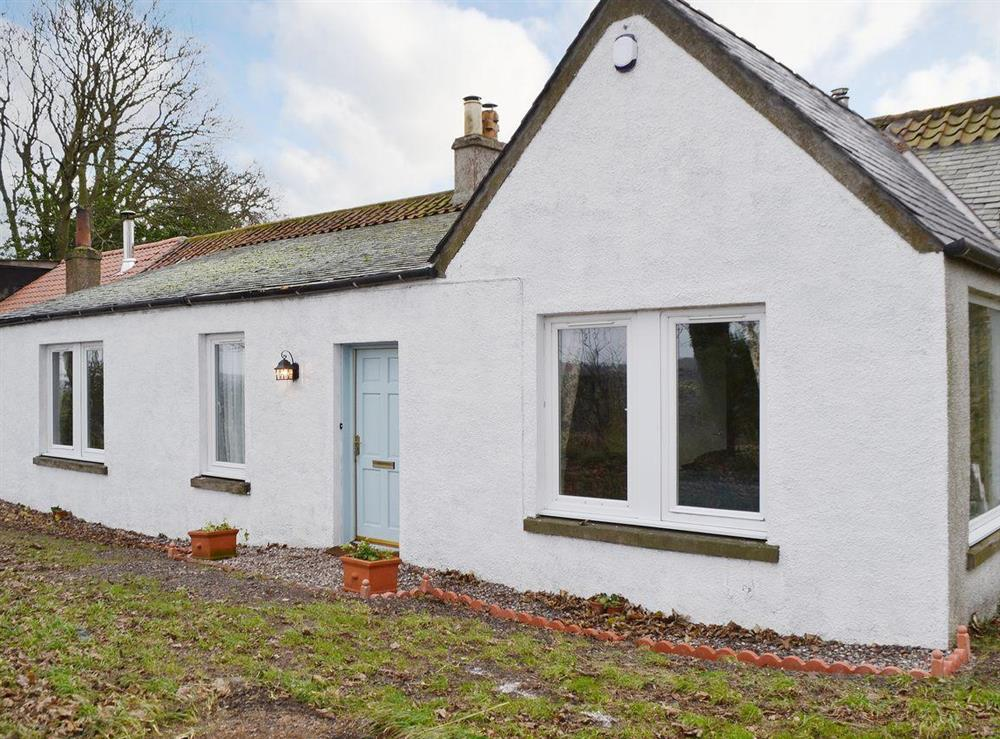 Exterior at Piteadie Castle Cottage in Kirkcaldy, Fife