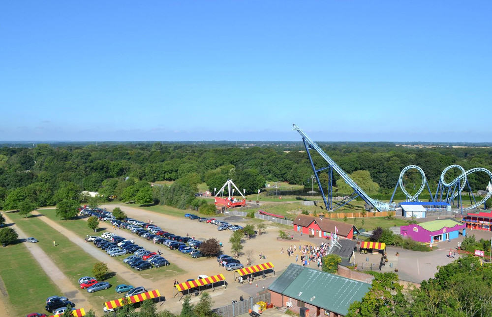 Pleasurewood Hills in Lowestoft