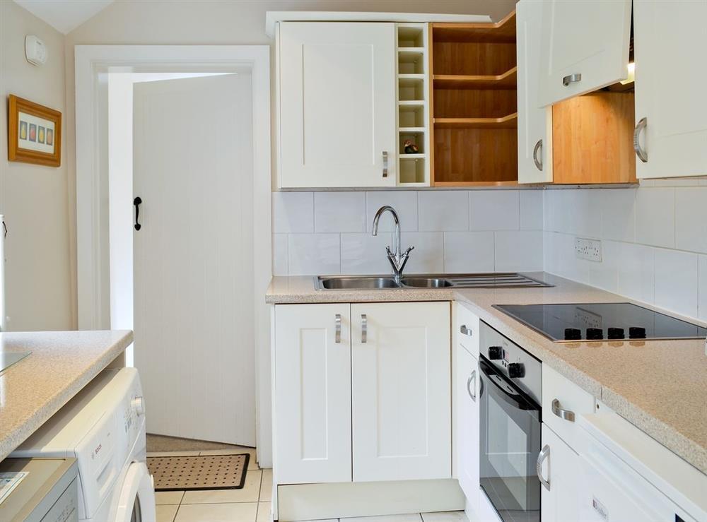 Kitchen at Pond in Semley, Shaftesbury, Dorset