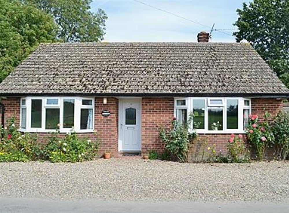 Exterior at Poplar Bungalow in Lyng, near Norwich, Norfolk