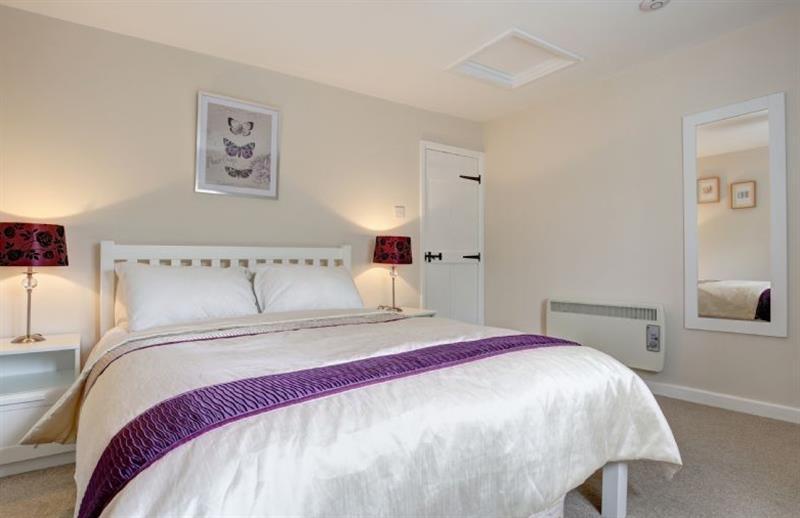 Double bedroom at Poppy Cottage (Great Walsingham), Great Walsingham, Norfolk