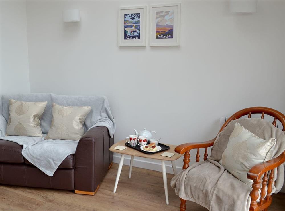 Open plan living space (photo 2) at Poppy Cottage in Blackawton, near Dartmouth, Devon