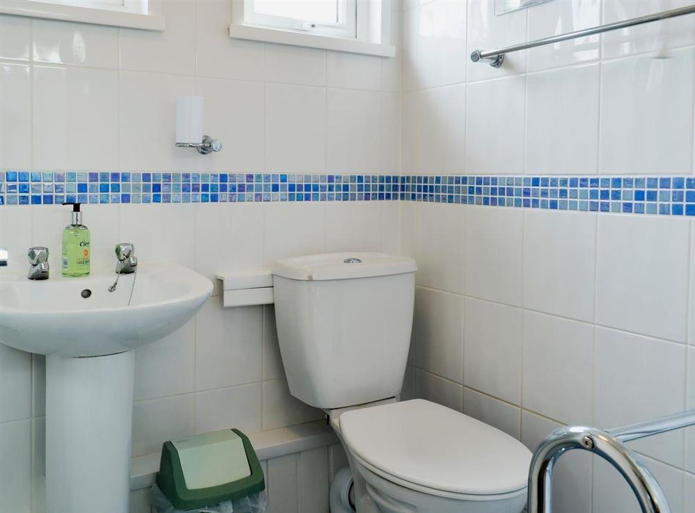 Bathroom at Poppy in Cromer, Norfolk